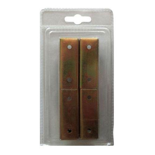 Zestaw łączników Blooma stalowy 22 mm 4 szt.. Najniższe ceny, najlepsze promocje w sklepach, opinie.