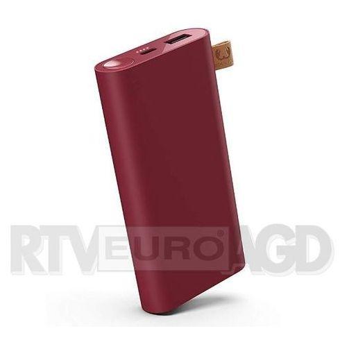 Powerbank FRESH N REBEL 12000 mAh USB-C Czerwony (8718734658276)