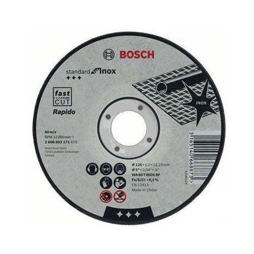 Tarcze BOSCH 2608603255 (10 sztuk) (3165140668873)