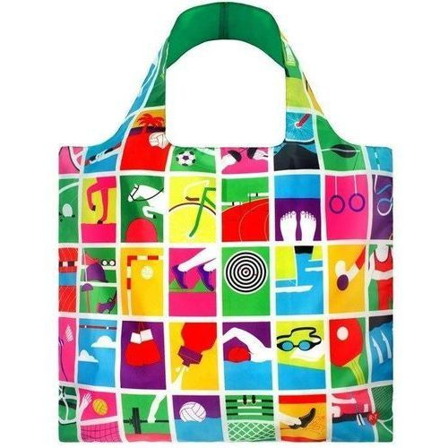 Torba LOQI Artists Ryan Todd Games Bag