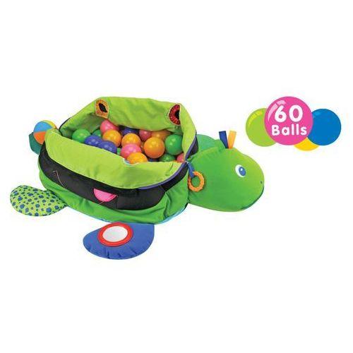 Zabawka KS KIDS Żółw z piłeczkami