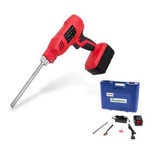 nóż do styropianu - akumulatory - 180 w styro cutter pbt05 - 3 lata gwarancji marki Pro bauteam