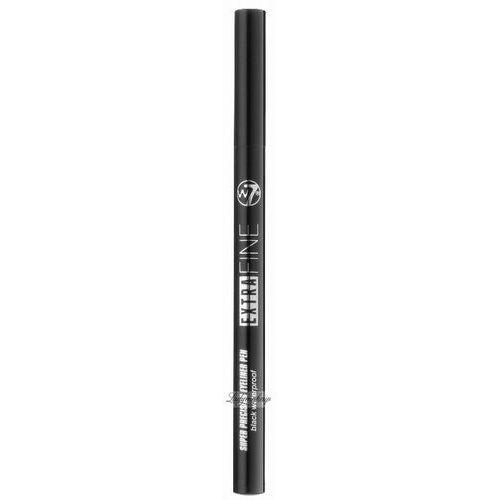 - extra fine super precision eyeliner pen - precyzyjny eyeliner w pisaku marki W7