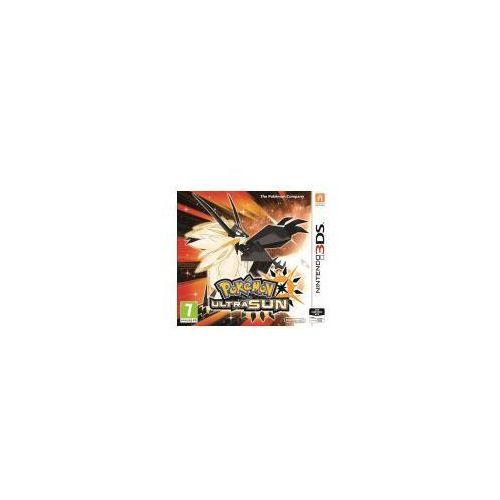Pokémon ultra sun 3ds marki Nintendo