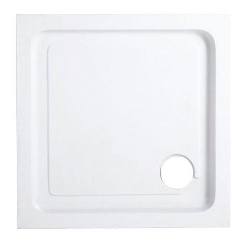 Brodzik akrylowy Lagan kwadratowy 80 cm, 1138022-80NP