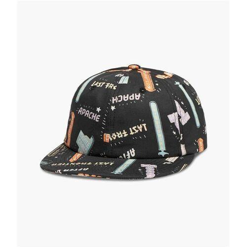czapka z daszkiem DIAMOND - Viva Unconstructed 6 Panel Cb Black (BLK) rozmiar: OS