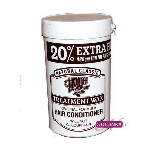 Henna treatment wax 480g odżywka wax - treatment wax (50454617)
