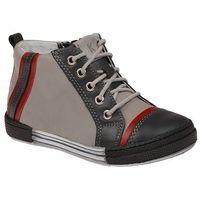 Trzewiki nieocieplane buty 3884 skórzane marki Kornecki
