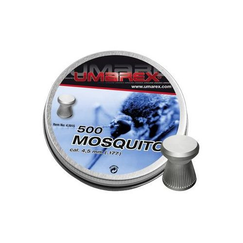 Śrut diabolo mosquito ribbed 4,5 mm 500 szt. marki Umarex