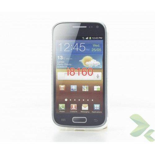 Geffy - Etui Samsung Galaxy Ace 2 i8160 TPU mat clear