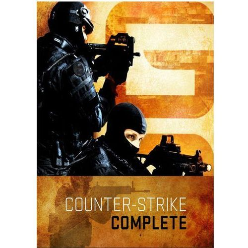 OKAZJA - Counter Strike Complete (PC)