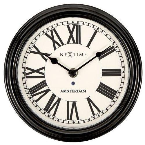 NeXtime - Zegar ścienny Amsterdam