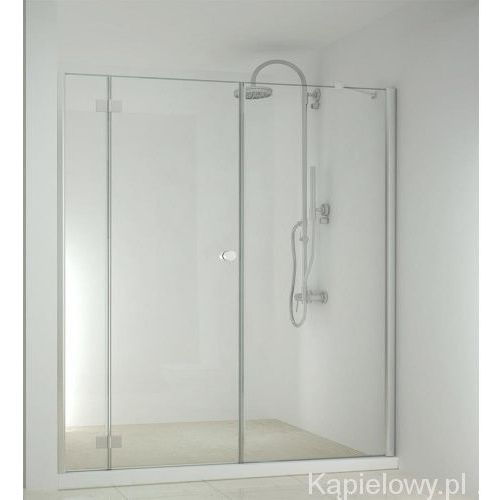 SMARTFLEX drzwi prysznicowe do wnęki skrzydłowe, lewe 190x195cm D12100L/D1190