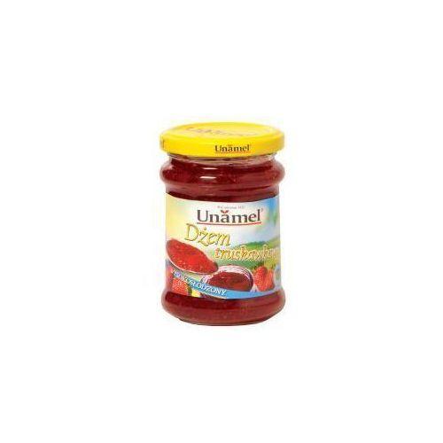 Dżem truskawkowy wysokosłodzony 300 g Unamel