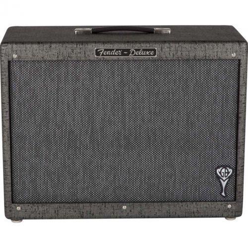 Fender gb hot rod deluxe 112 enclosure, gray/black wzmacniacz do gitary