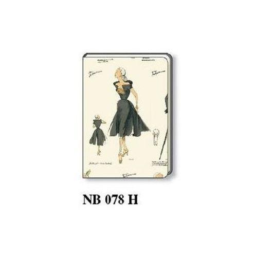 Notatnik ozdobny a7 96 kartek br nb 078h marki Rossi