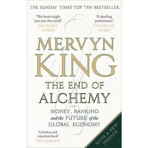 The End Of Alchemy, King, Mervyn