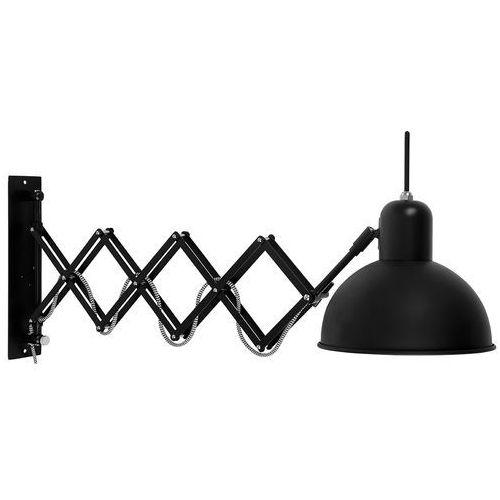 It's About RoMi - Lampa ścienna Aberdeen czarny mat