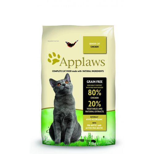 Applaws Senior Chicken 2x7,5kg, KAPP011_PAK2