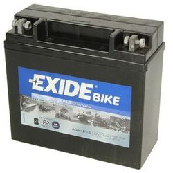 Akumulator bike agm ytx20l-bs marki Exide
