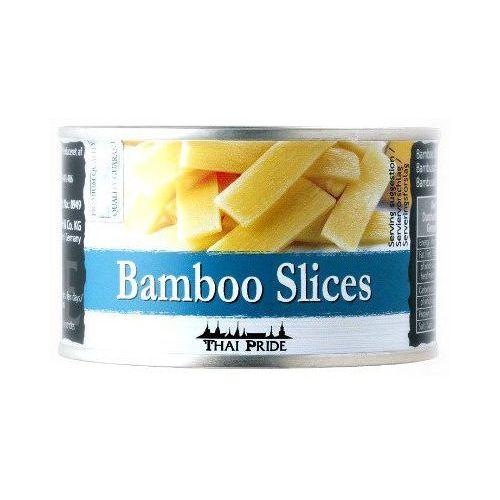Thai pride Pędy bambusa plastry 227g -