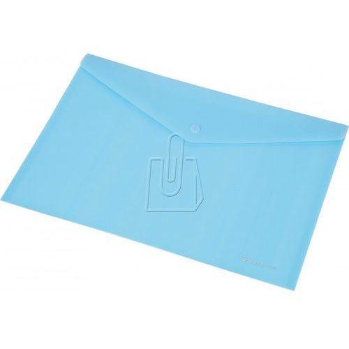 Panta plast Koperta focus c4535 a4 przezroczysta niebieska - 0410-0030-03 (5902156009829)
