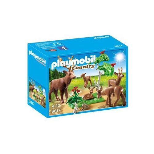 Playmobil Rodzina jeleni 6817 - BEZPŁATNY ODBIÓR: WROCŁAW!