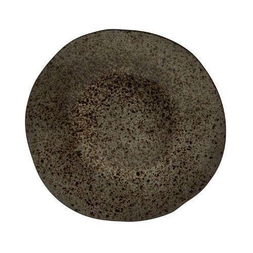 Fine dine Talerz deserowy basalt