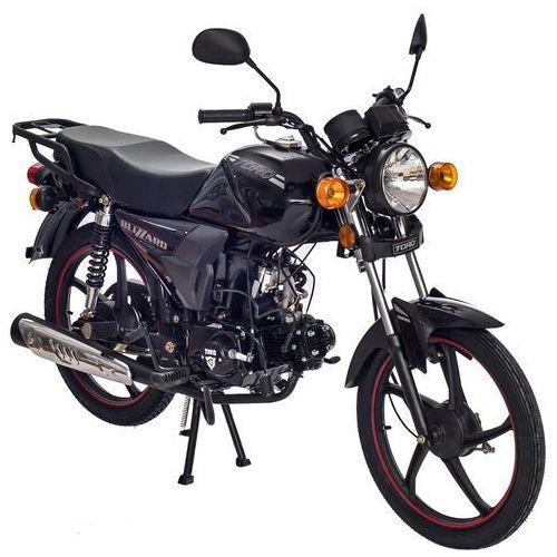 Motorower blizzard czarny + darmowy transport! marki Torq