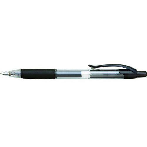 Długopis automatyczny żelowy cch3 0,5mm, czarny marki Penac