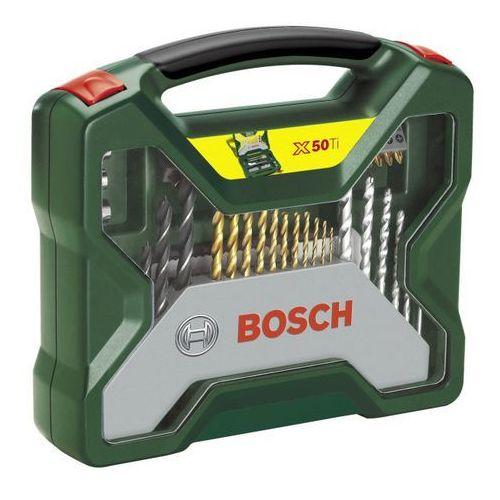 Zestaw BOSCH X-Line Titanium (50 elementów) + DARMOWY TRANSPORT! (3165140379502)