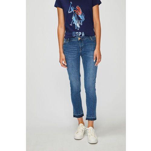 U.S. Polo - Jeansy Morgan, jeansy