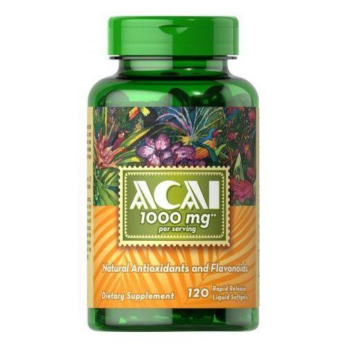 Acai 1000 mg 120 kaps., produkt z kategorii- Tabletki na odchudzanie