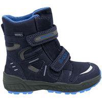Bugga buty zimowe chłopięce 34 niebieskie