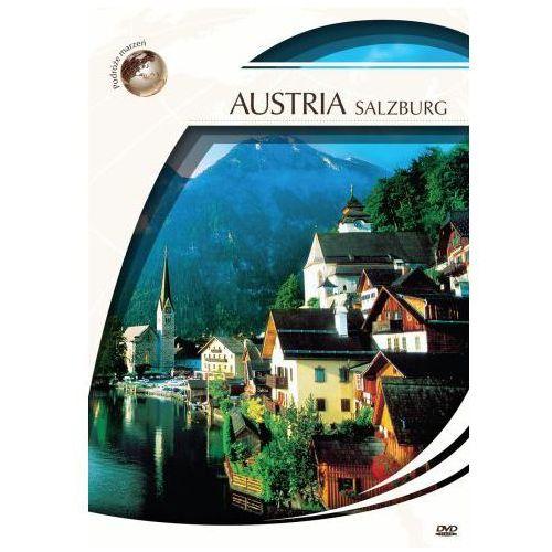 austria - salzburg marki Dvd podróże marzeń
