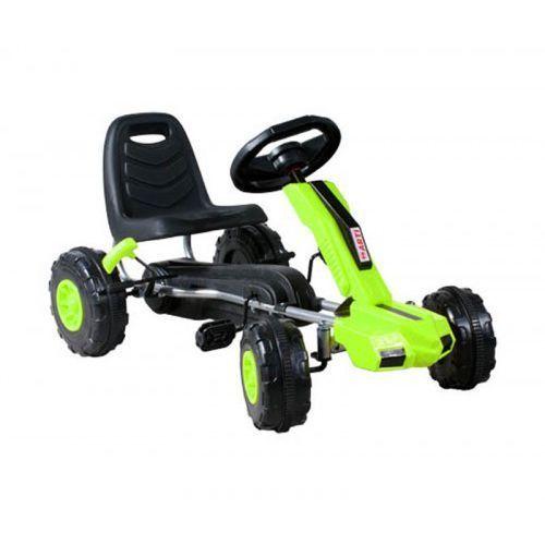 Pojazd gokart  buggy xt zielony wyprodukowany przez Arti