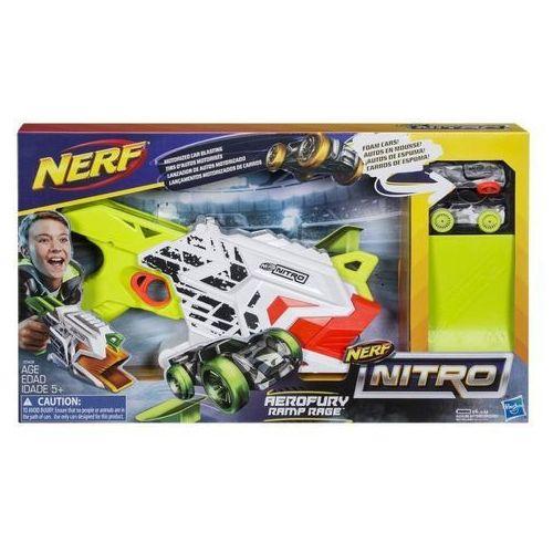 nerf nitro aerofury ramp rage marki Hasbro