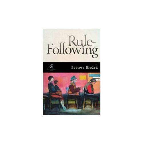 Rule-following, Brożek Bartosz