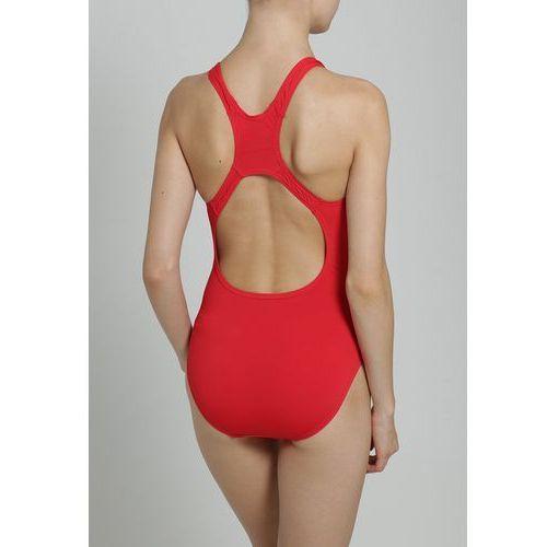 speedo Essential Strój kąpielowy Kobiety Endurance+, Medalist czerwony 42 Stroje jednoczęściowe (5051746550415)