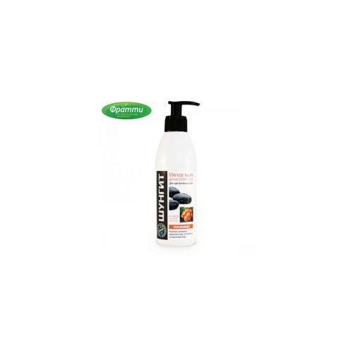 Nawilżające łagodne dermatologiczne mydło w płynie - Kompleks ekstraktów z karelskich jagód i D-pantenol na wodzie szungitowej, 300ml - Fratti (4620012090729)