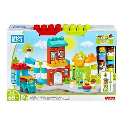 Mega Bloks Przygodowe miasteczko