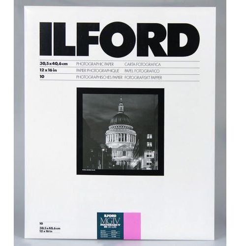 ILFORD MG IV Deluxe 30x40/10 1M (błysk)