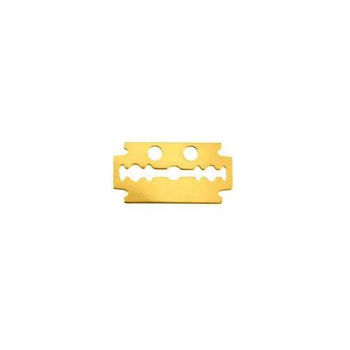 Blaszka Celebrytka Żyletka, złoto próba 585, BL 148-AU