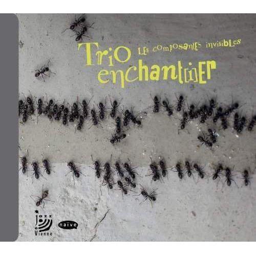 Trio En Chantier - LES COMPOSANTES INVISIBLES, NJ622111
