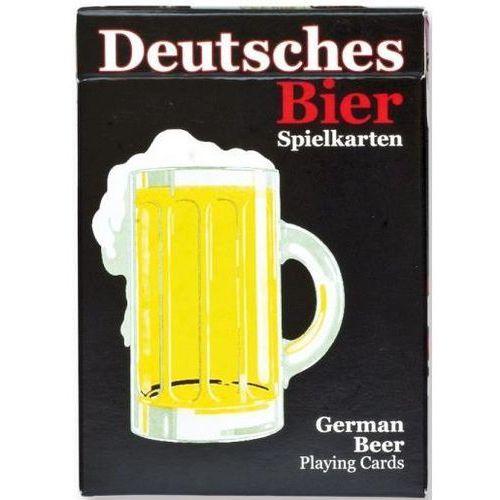 Piatnik Karty niemieckie piwa 1 talia