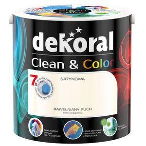 Dekoral Farba clean&color (5904000010999)