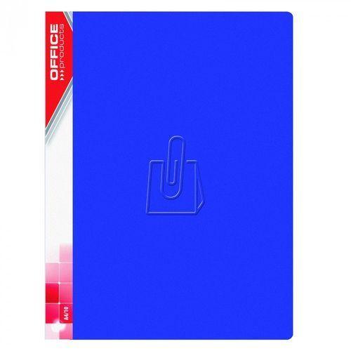 Office products Teczka ofertowa pbs a4/30 niebieska