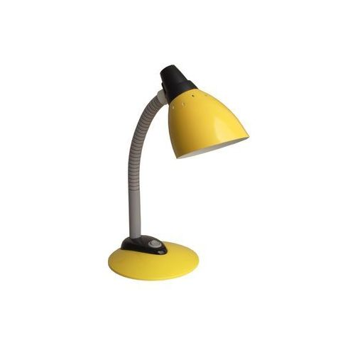 Lampa biurkowa JOKER 1X40W E14 Żółty 26003, 26003