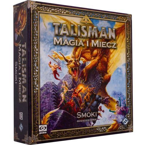 Talisman magia i miecz - smoki marki Galakta