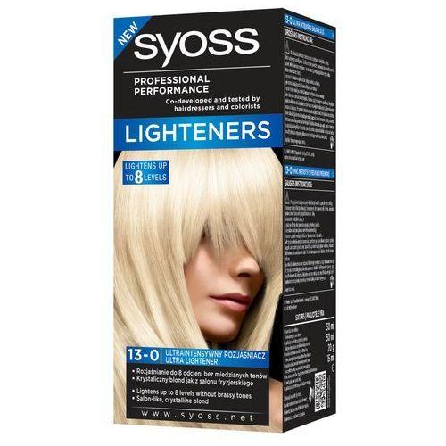 Schwarzkopf syoss farba do włosów 13-0 ultraintensywny rozjaśniacz 1op. - schwarzkopf (9000100802260)